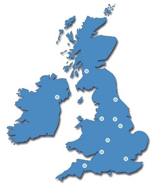 UK Service provided by Paktech