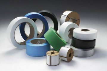 Polyester, Polypropylene and Steel Strapping